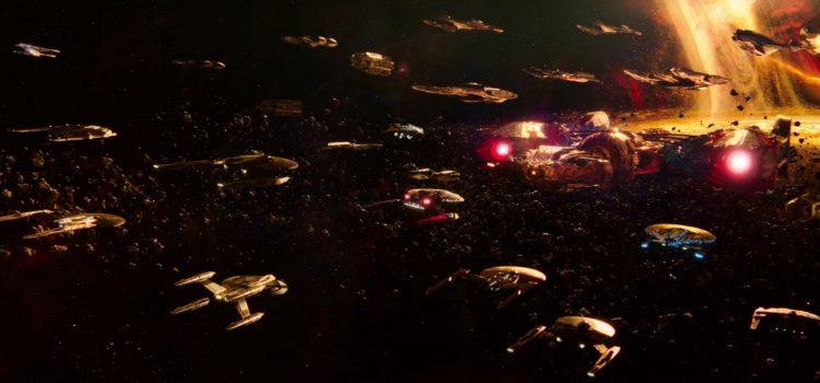Battle at the Binary Stars Star Trek Discovery 01×02 – Disco Night 002
