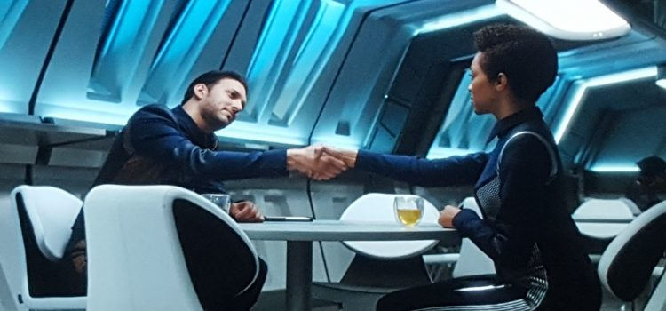 Lethe – Star Trek Discovery 01×06 – Disco Night 006