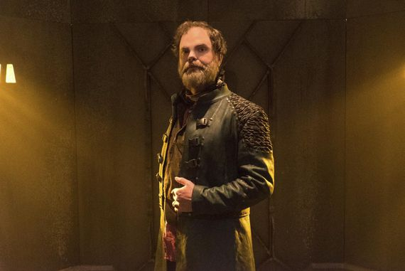 Rainn Wilson as Harry Mudd in Star Trek Discovery's Choose Your Pain