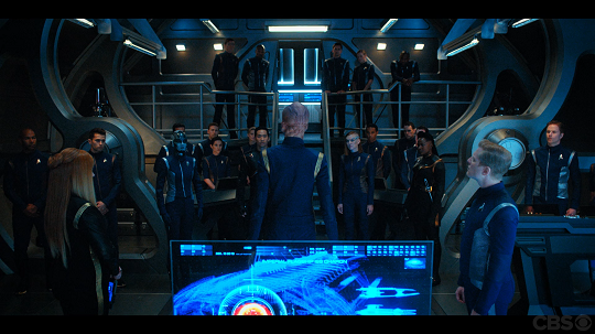 What's Past Is Prologue – Star Trek Discovery 01×13